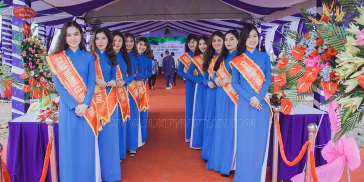 Công ty tổ chức sự kiện lễ khởi công chuyên nghiệp tại Hà Nam