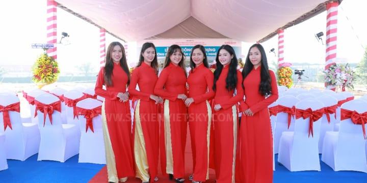 Tổ chức sự kiện khởi công giá rẻ tại Đắk Nông