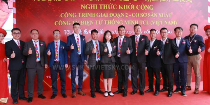 Công ty tổ chưc sự kiện lễ khởi công tại Hà Giang