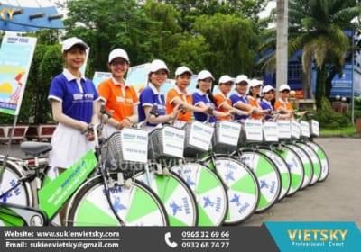 Tổ chức chạy roadshow xe máy chuyên nghiệp tại Tuyên Quang