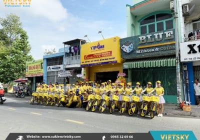 Tổ chức chạy roadshow giá rẻ tại Vĩnh Long