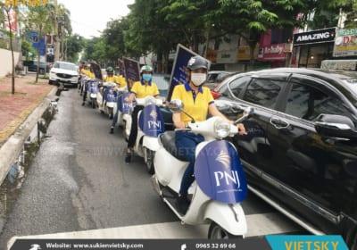 Tổ chức chạy roadshow xe đạp chuyên nghiệp tại Trà Vinh