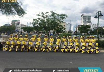 Tổ chức chạy roadshow xe đạp chuyên nghiệp tại Yên Bái