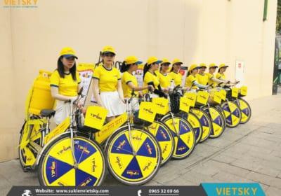 Công ty tổ chức chạy roadshow chuyên nghiệp tại Thành phố Hồ Chí Minh