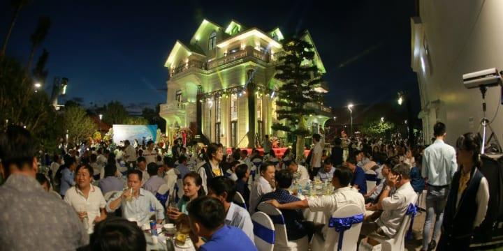 Dịch vụ tổ chức tiệc tân gia chuyên nghiệp tại Vĩnh Long